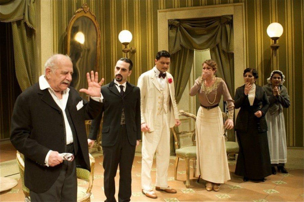 Il pensiero del mondo artistico napoletano per l'addio di Luigi De Filippo
