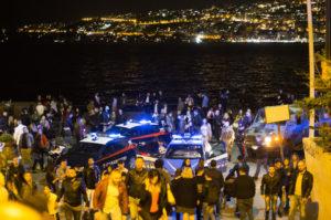 Napoli, spari per un furto scatenano il panico sul Lungomare