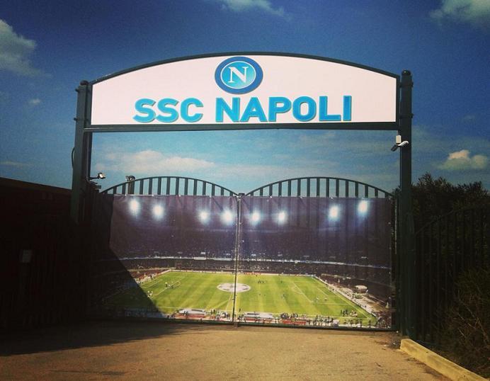 Calcio Napoli: novità per il centro sportivo di Castelvolturno