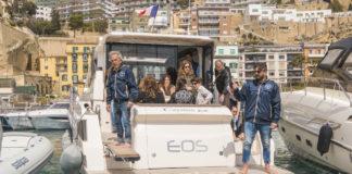 Navigare: I bambini dell'ospedale Pausilipon ospitati per una gita in barca