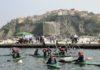 Canoa, Jomar Club Catania protagonista nel Cilento