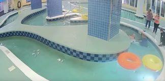 Bimbo di 12 anni intrappolato sott'acqua per 9 minuti