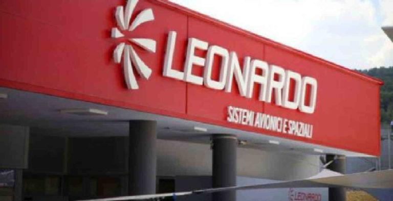 Leonardo: al via la seconda fase col Ministero della Difesa UK
