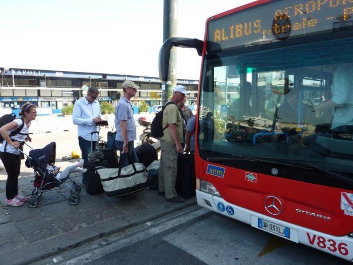 Anm, dal 20 aprile nuova fermata Alibus al varco Pisacane