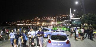 Cronaca di Napoli, Baby gang in azione sul lungomare