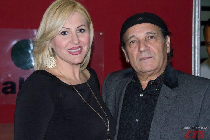 Ciro Giorgio e Anna Merolla alla Casina Pompeiana cantano Napoli