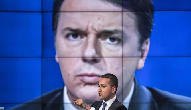 """Renzi: """"Chi ha perso le elezioni non può governare"""""""