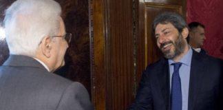 Governo, mandato esplorativo a Fico: si tenta intesa M5S-Pd