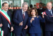 """Milano, Gentiloni al Salone del Mobile: """"Qui l'Italia mostra le sue qualità"""""""