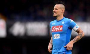 Il presidente del Calcio Napoli, Aurelio De Laurentiis, ha parlato del calciomercato azzurro, che si incrocia anche con il futuro di Sarri