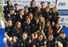 Nuoto, Energy Standard Cup 2018: oro al Canottieri Napoli