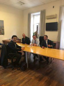 Uniti X Corso Vittorio Emanuele, incontro con l'assessore Calabrese