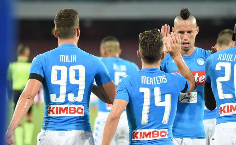 Calcio Napoli, è partito il countdown per lo scontro diretto: ma con Mertens o Milik?