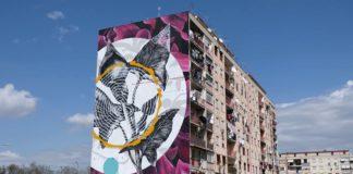 Ponticelli, primo percorso nazionale per la street art