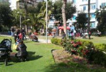 Napoli, Vomero: riapre dopo circa un anno il Parco Mascagna