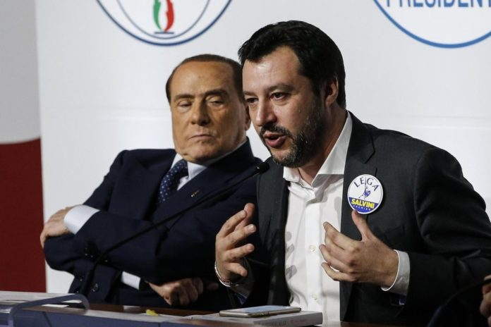 Salvini attacca Berlusconi: