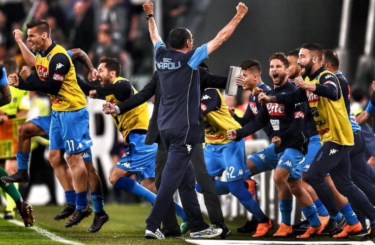 Calcio Napoli: Sold Out al San Paolo per una bella festa