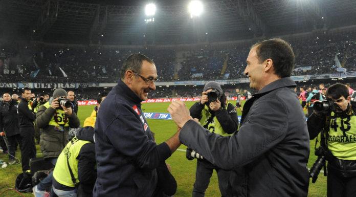Calcio Napoli: vittoria leggendaria. 1-0 in casa della Juventus