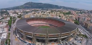 """Stadio San Paolo stanziati 20 milioni. De Luca: """"Cialtroni al Comune di Napoli"""""""