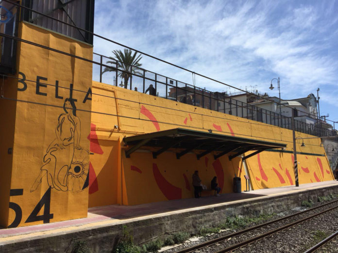 De Pascale: Inaugurata la stazione Circumvesuviana di Portici Bellavista dopo il restyling