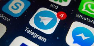 telegram vediamo come funziona