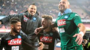 """Calcio Napoli, il saluto di Hamsik a Reina: """"Ci mancherai tanto"""""""