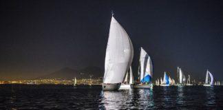 Rolex Capri Sailing Week: L'imbarco dei Mille alla64°Regata dei Tre Golfi