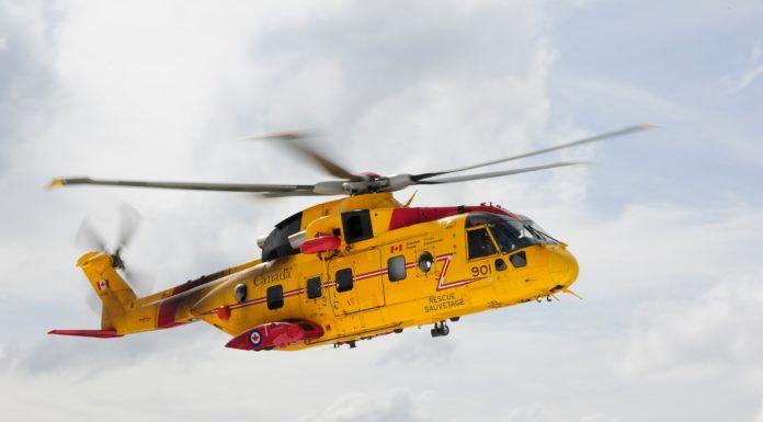 Leonardo, il Canada procede sull'ammodernamento dei CH-149 Cormorant