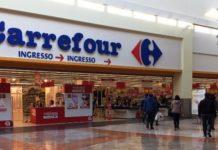 Carrefur chiude al Campania di Marcianise: 160 lavoratori a casa