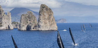 Rolex Capri Sailing Week, DAY 3. Domani ultimo giorno di regate