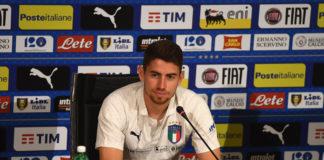 """Calcio Napoli, Jorginho: """"Ancelotti? Non mi ha chiamato"""""""