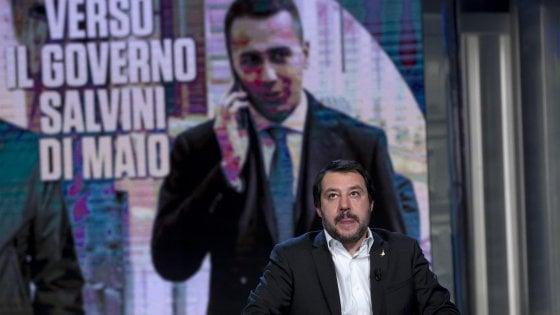 Governo, domani nuovo incontro Di Maio-Salvini: