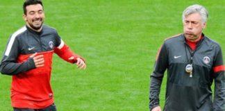 Calcio Napoli: Lavezzi incorona Ancelotti e gli augura buon lavoro.