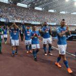 Calcio Napoli, gli azzurri chiudono in bellezza: 2-1 con il Crotone