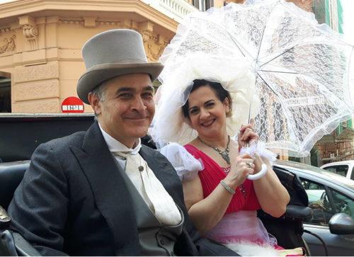 Al CineMart l'operetta e la canzone napoletana con De Maio e Lupoli