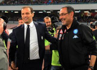 Calcio Napoli: Allegri, la Juve e l'incubo di Sarri