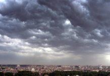 Meteo, rischio forti fenomeni temporaleschi in settimana