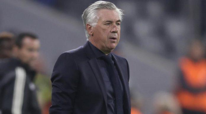 Calcio Napoli, De Laurentiis ha un accordo biennale con Ancelotti
