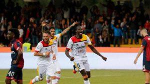 Benevento Calcio, la festa con i tifosi uno spot per il calcio italiano