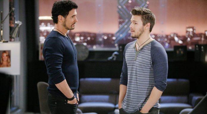 Beautiful, anticipazioni: Liam e Bill progettano il futuro della Spectra