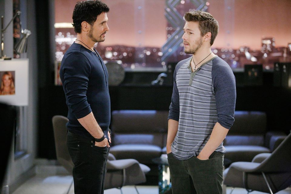 Beautiful anticipazioni puntata del 15 maggio Liam denuncia Bill