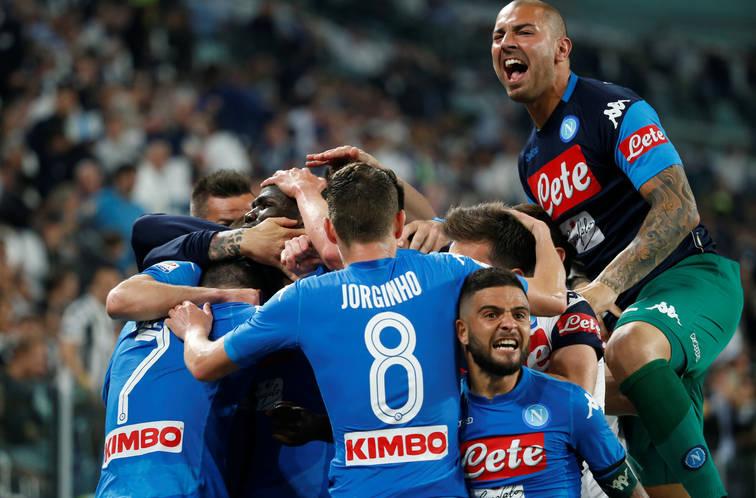Calcio Napoli: San Paolo pieno per Napoli Crotone