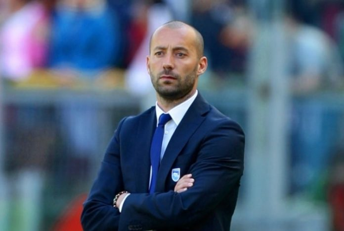 Benevento Calcio, Cristian Bucchi sarà il nuovo allenatore