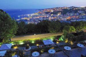 Calcio Napoli, la cena di fine stagione da D'Angelo Santa Caterina