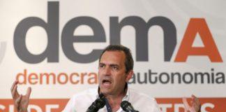 """De Magistris alle Regionali """"se popolo e DemA vogliono"""""""