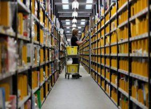 Amazon apre nuovo deposito in Italia: 100 posti di lavoro a tempo indeterminato