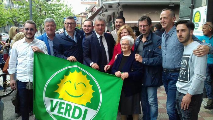 Elezioni, a Qualiano 90enne si candida con i Verdi