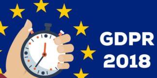 GDPR in vigore dal 25 maggio: cos'è e cosa cambia