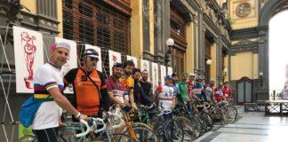 Napoli Bike Festival, La Vulcanica: pedalata vintage nel Centro Storico