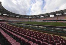 Calcio Napoli, in vendita da lunedì i biglietti per la gara con il Milan